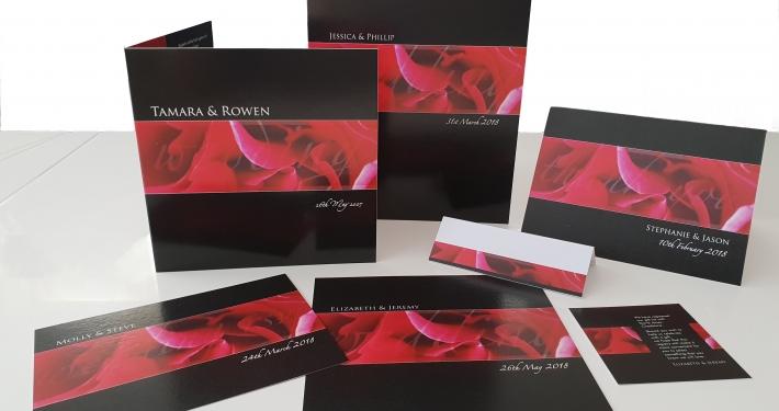 invitation sample packs