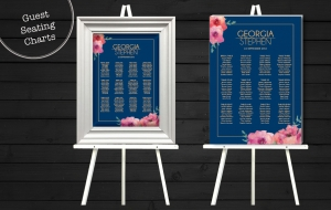 guest seating charts