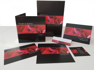 Invitation Sample Packs: Complete Event Sample Pack