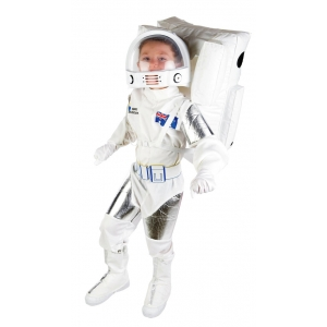 space cadet suit rocket theme party