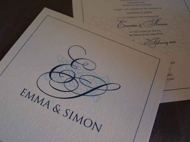 nautical wedding invitations, navy and white wedding invitations
