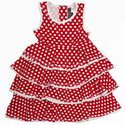 rock your baby flamenco dress