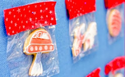 amy atlas space cookie favours