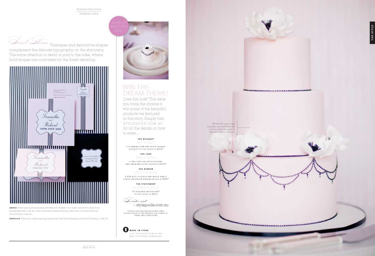 pink white and black wedding invitations, striped wedding invitations
